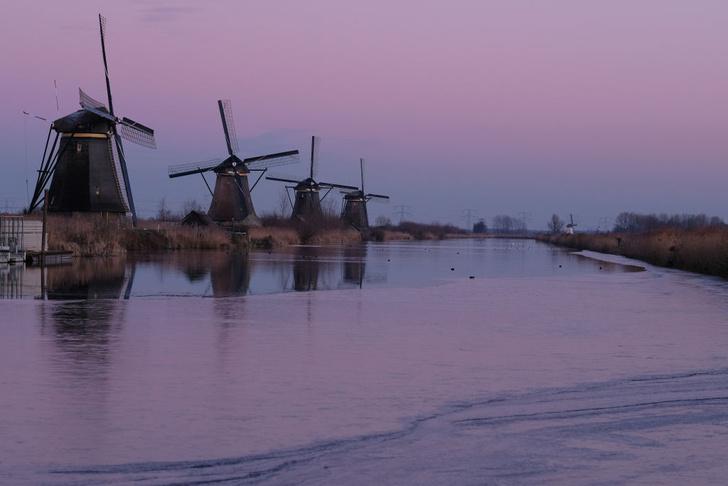 Фото №1 - Один кадр: Нидерланды