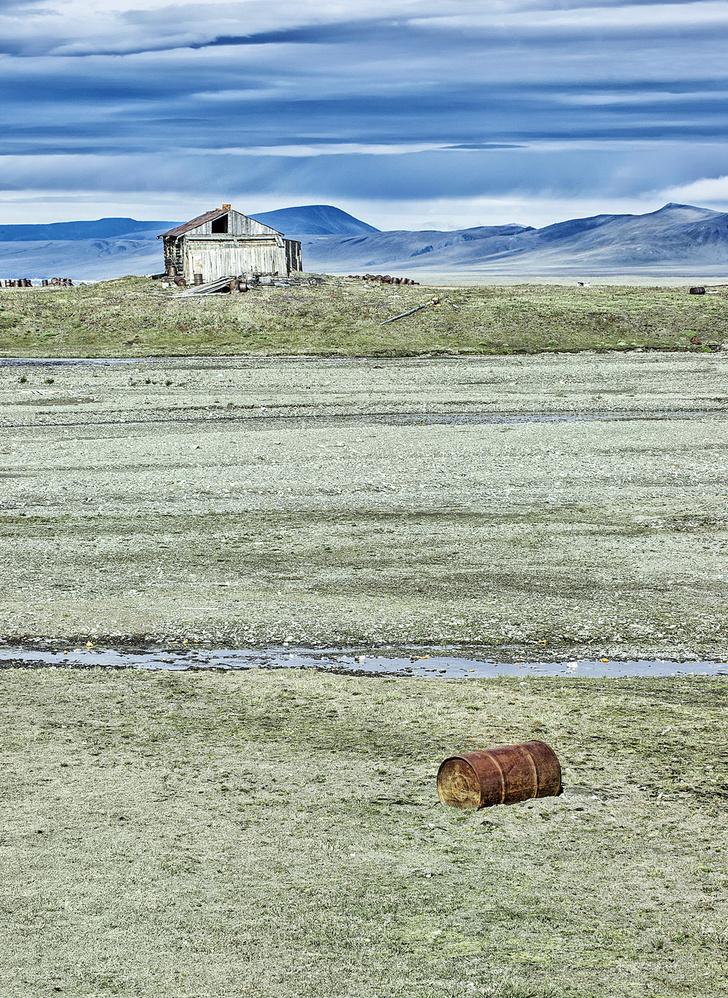 Фото №1 - Арктика: генеральная уборка