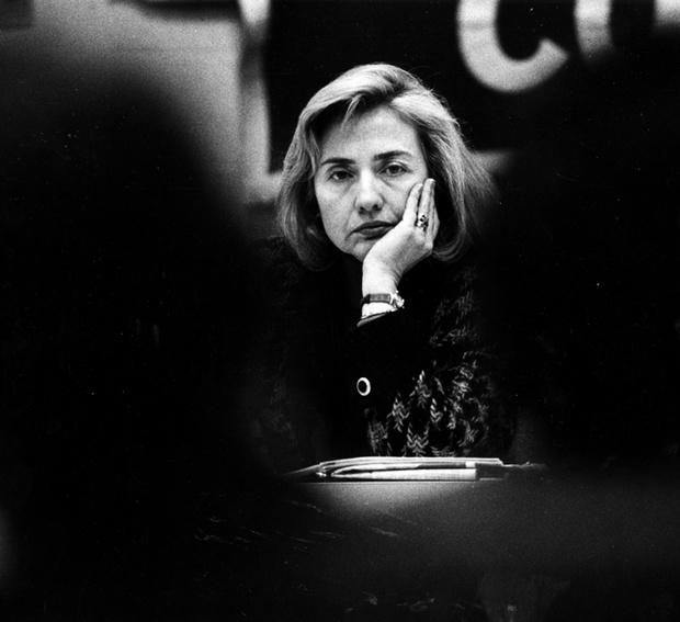 Фото №14 - Малоизвестная Хиллари Клинтон: 5 фактов из жизни бывшей Первой леди