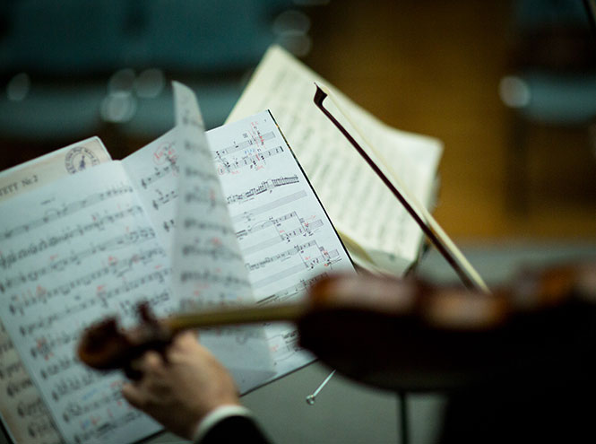 Фото №6 - Три повода посетить фестиваль камерной музыки VIVARTE в Третьяковской галерее