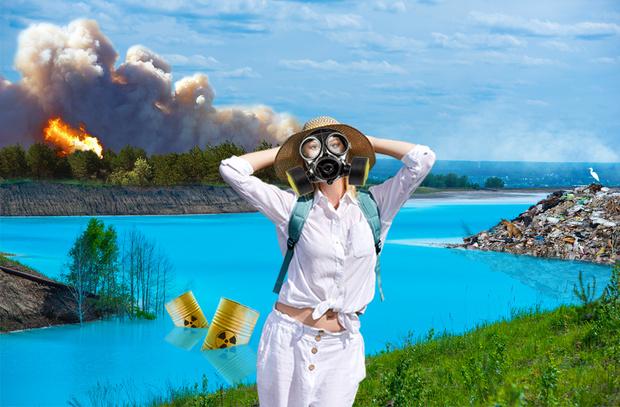 Фото №1 - Нет дыма без огня: Новосибирск в экологическом коллапсе
