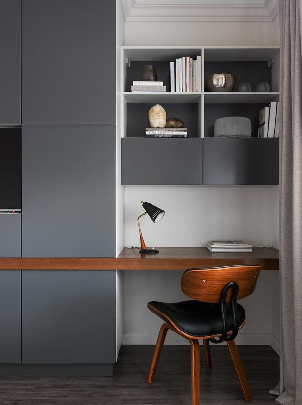 Фото №2 - 8 идей для организации хранения в кабинете