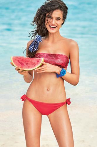 Фото №8 - Заяви о себе: твой именной купальник от Calzedonia