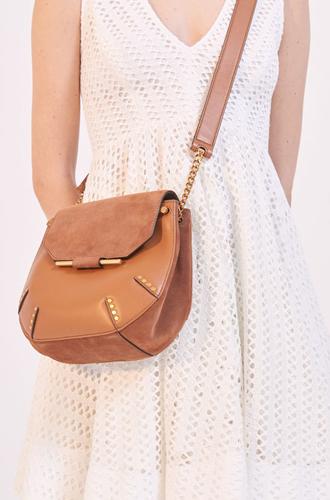 Фото №6 - Тренды весны в новой коллекции сумок и обуви Sandro SS17