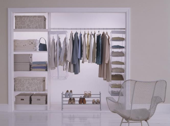 Фото №2 - Как организовать гардеробную