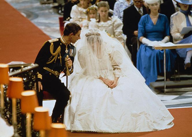 Фото №5 - 12 знаменитых королевских свадеб