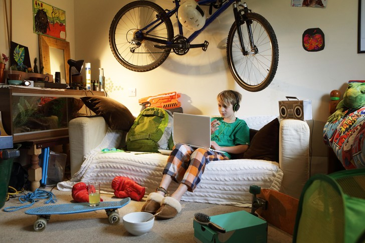 Фото №1 - Как научить ребенка ценить вещи