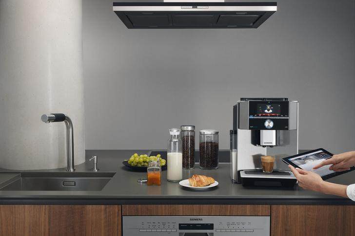 Фото №12 - Личный бариста: инновационные возможности новой кофемашины Siemens