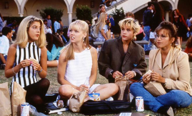 Беверли Хиллз 90210 смотреть
