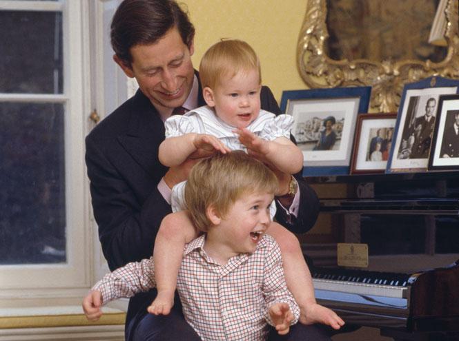 Фото №5 - 25 по-настоящему милых фото самых знаменитых отцов в мире