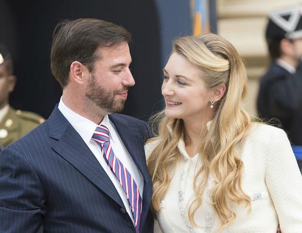 Фото №1 - Герцог и герцогиня Люксембургские ожидают первенца