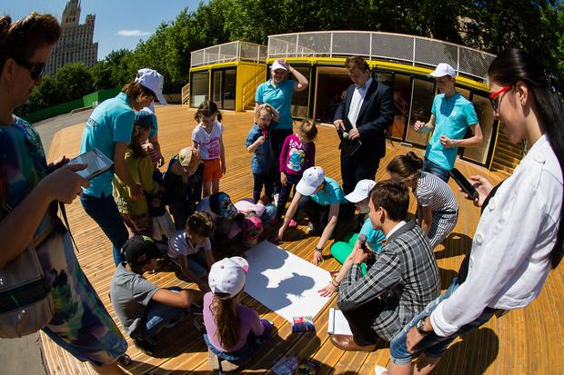 Фото №1 - В зоопарке открылся детский Зооклуб