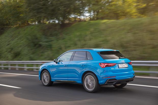 Фото №37 - Audi Q3: уже не мальчик