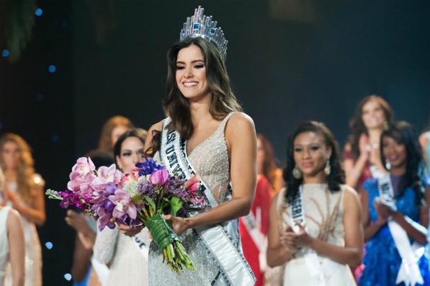 Фото №1 - Стала известна «Мисс Вселенная-2014»