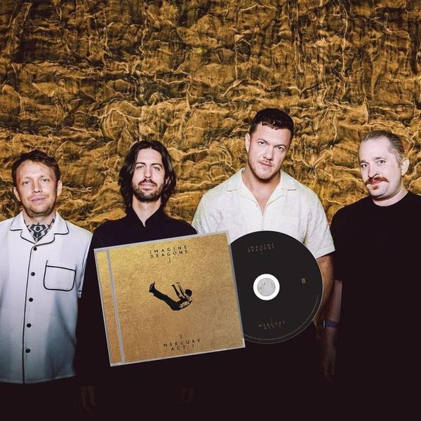 Фото №1 - Imagine Dragons поделились деталями работы над альбомом «Mercury— Act 1» 😎