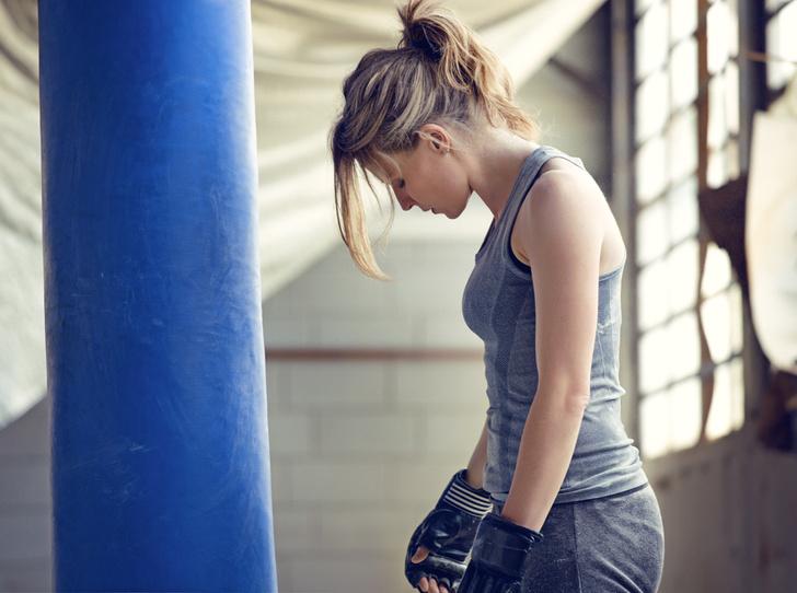 Фото №2 - Биться будем: бокс как новый вид женского фитнеса