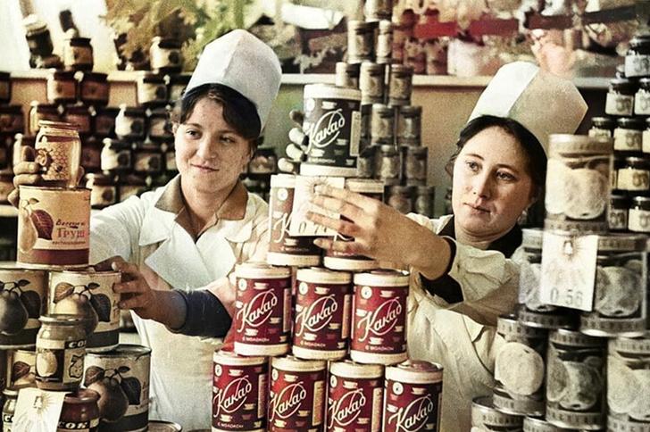 Фото №1 - Ещё 10 некогда популярных продуктов, которые исчезли из магазинов