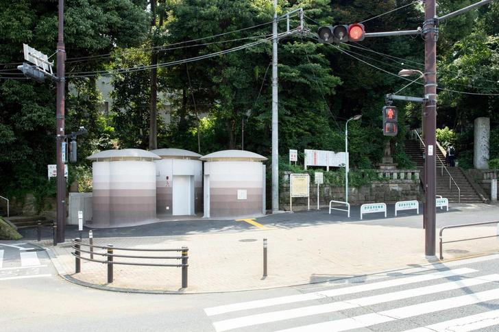 Фото №7 - Общественный туалет по проекту Тойо Ито в Японии