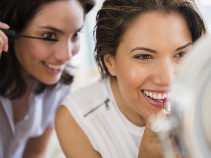 Фото №1 - 7 «золотых» правил макияжа, которые можно (и нужно) нарушить