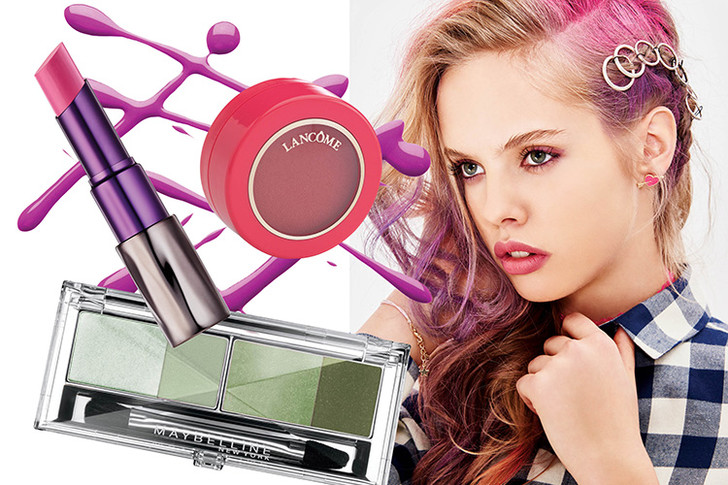 Фото №1 - 4 варианта свежего летнего макияжа