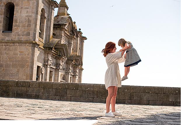 Фото №4 - Юля Савичева: «Мое самое трудное решение— оставить дочку с бабушкой»