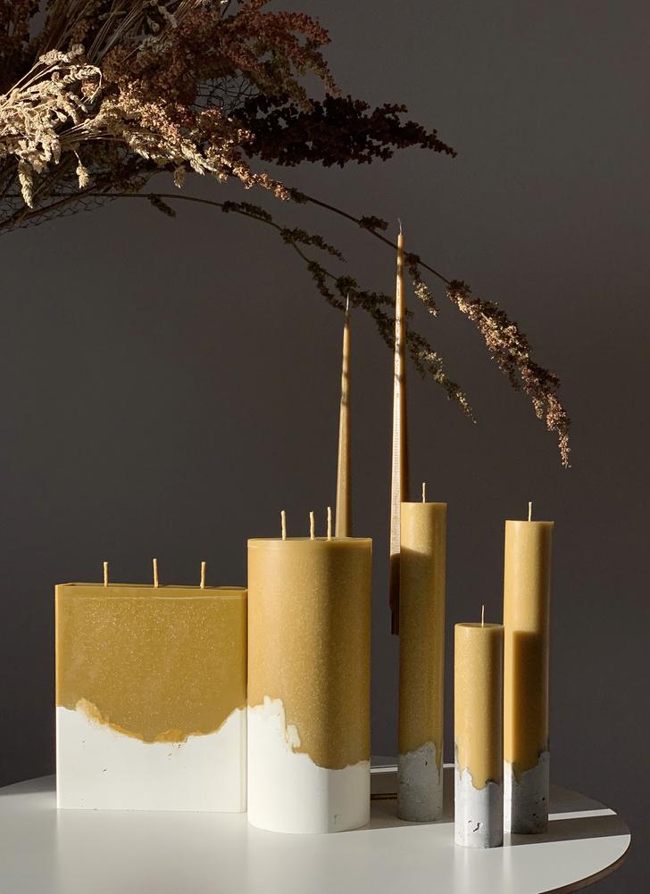 Фото №3 - Новые имена: свечная мастерская Izi Candles
