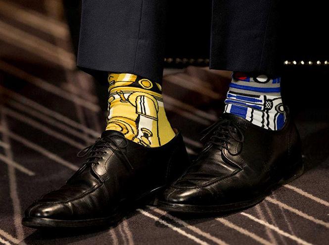 Фото №5 - Джастин Трюдо и его «носочная дипломатия»