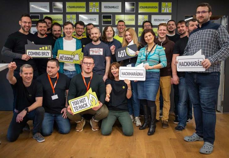 Фото №1 - Чешские программисты назло сделали бесплатно правительственный сайт, на который выделили 16 миллионов евро
