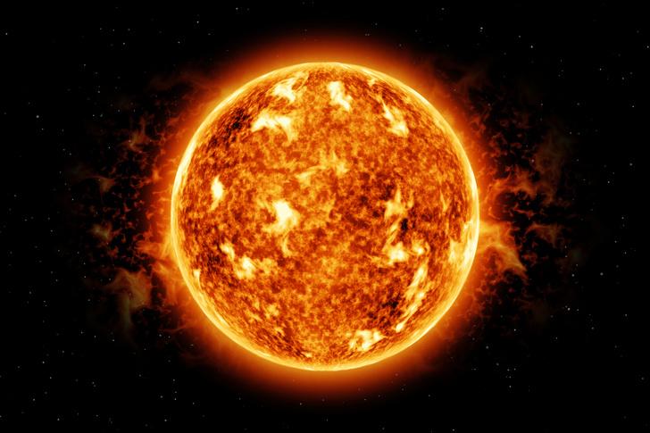 Фото №1 - На Солнце не произошло ни одной вспышки с начала лета