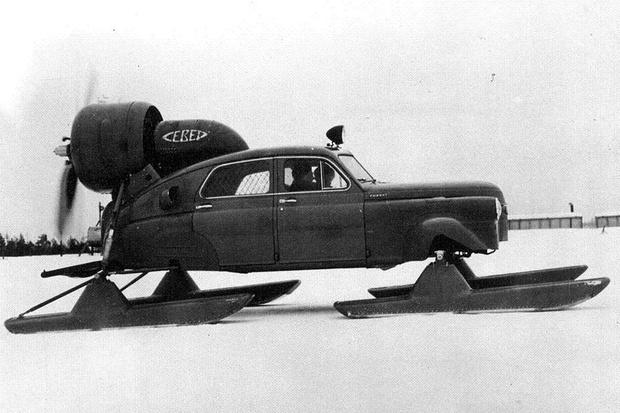 Фото №6 - То ли лыжи не едут… Как провалились советские аэросани «Север-2»