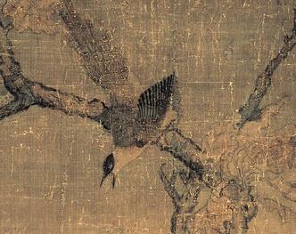 Фото №3 - Тайная жизнь птиц: камерная и декоративная китайская живопись