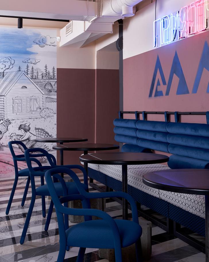 Фото №3 - Корпоративное кафе в историческом центре Томска