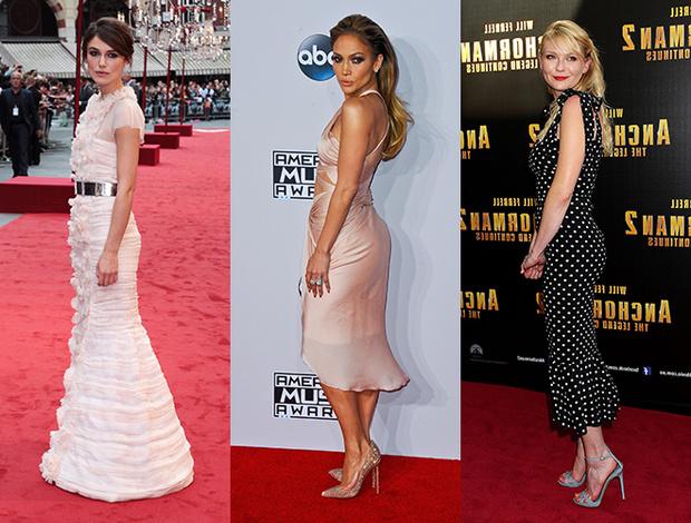 Фото №16 - Как встать, чтобы быть стройнее: позы актрис на «Оскаре»
