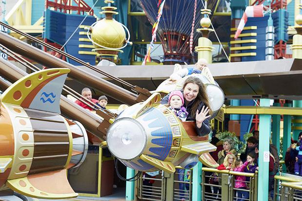 Фото №11 - Победители нашего конкурса побывали в Disneyland® Париж!