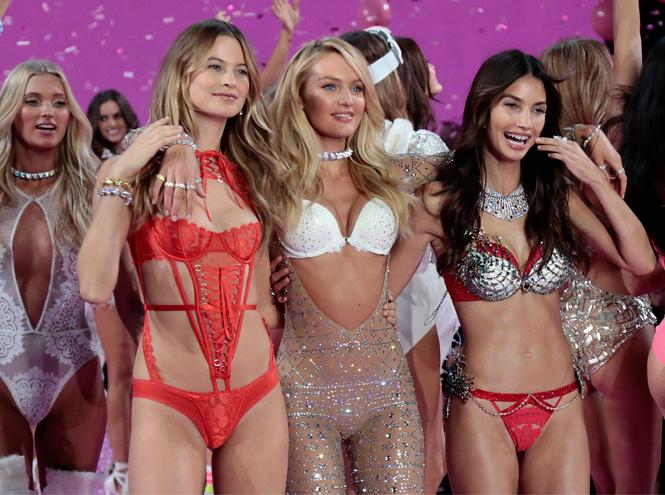 Фото №2 - Бехати Принслу: стать «ангелом» Victoria's Secret – венец карьеры модели