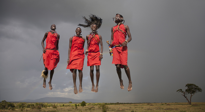 5 мудрых слов племени масаев