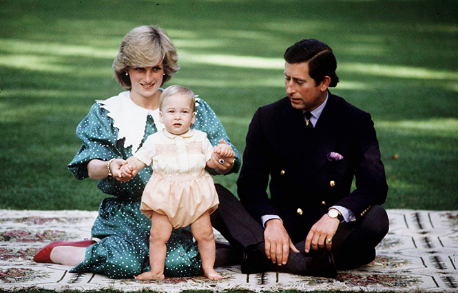 Фото №10 - Принц Уильям: история в фотографиях
