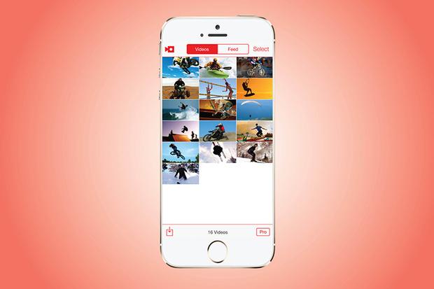 SloPro 1000fps Ускоренная киносъёмка  приложение