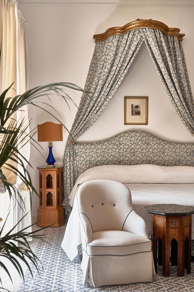 Фото №8 - Отель Le Sirenuse в здании XVIII века в Позитано