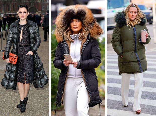 Фото №1 - Зимние антитренды: 5 моделей пуховиков, которые вышли из моды