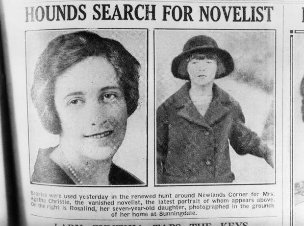 Фото №4 - Таинственное исчезновение Агаты Кристи: что в действительности произошло в 1926 году?