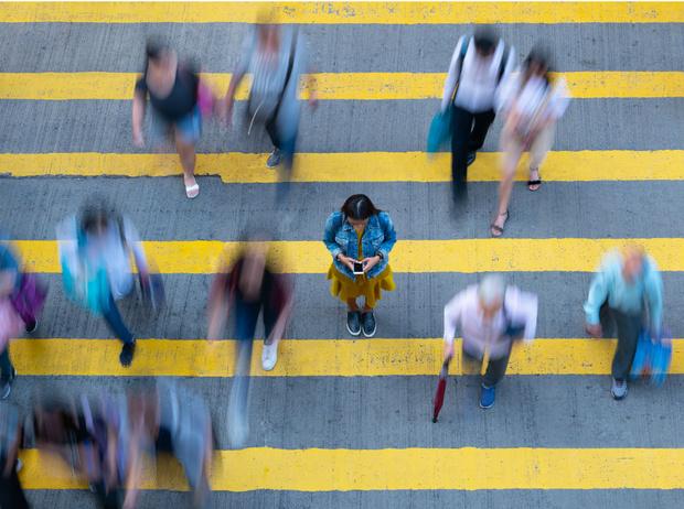Фото №4 - Закон пяти процентов: почему мы поддаемся влиянию толпы