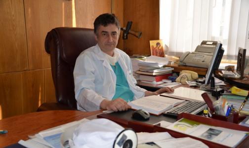 Фото №1 - В петербургском ЛорНИИ снова смена власти