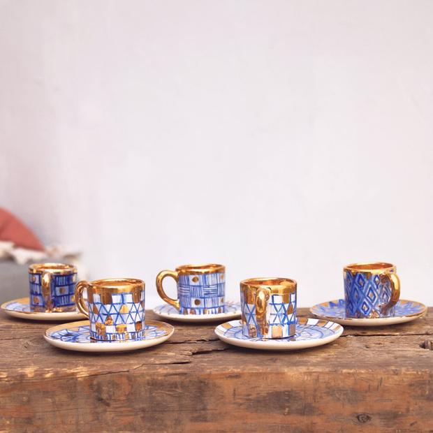 Фото №4 - Новые имена: марка Gourji Ceramics