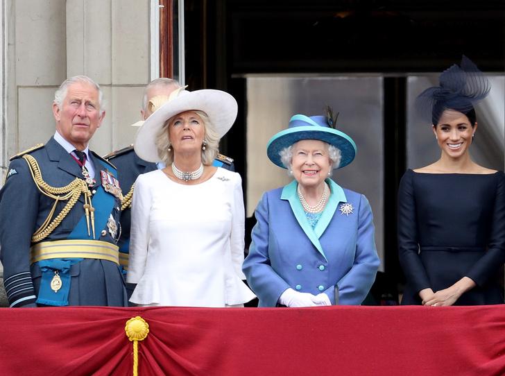 Фото №3 - Принц Чарльз придумал для Меган эффектное (но странное) прозвище
