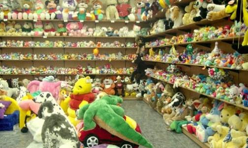 Фото №1 - Выбираем игрушку для ребенка