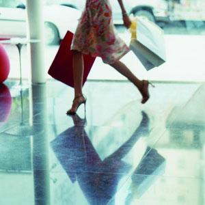 Фото №1 - Страсть к покупкам заменяет инстинкт