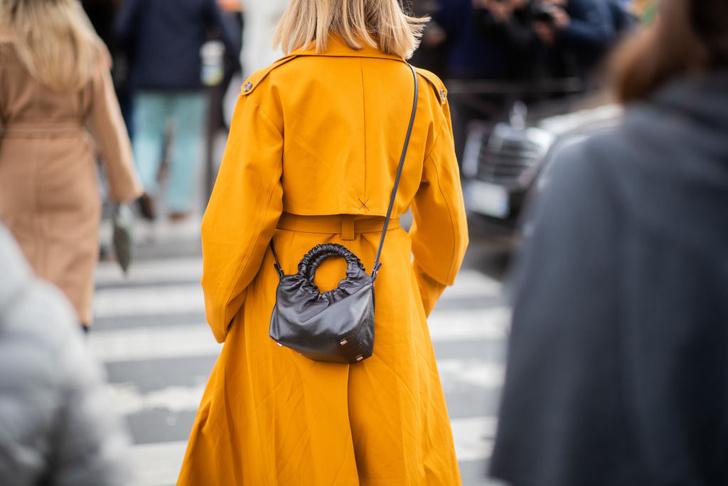 Фото №1 - Уроки стритстайла: как носить желтый