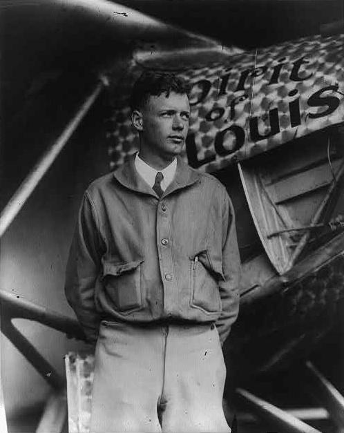 Фото №1 - Человек, который первый в одиночку перелетел Атлантический океан— история Чарльза Линдберга