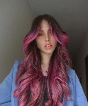 Фото №5 - Исследование: почему люди красят волосы в розовый цвет? 🌸